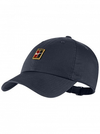 2b15977dd999f Nike ATP Pro Player Men s Court Heritage 86 Tennis Hat Cap Black ...