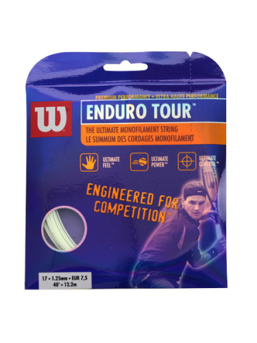 Wilson Enduro Tour 17 1.27 Tennis String