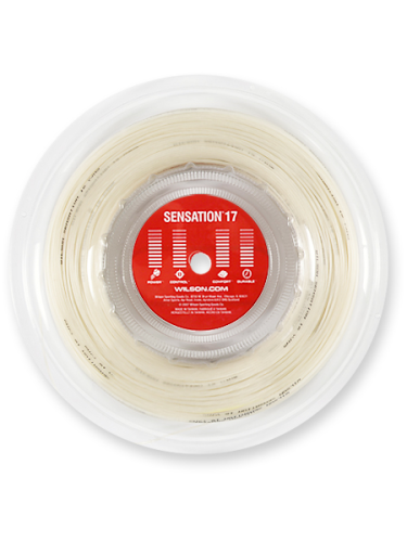 Wilson Sensation 1.25 200M String Reel