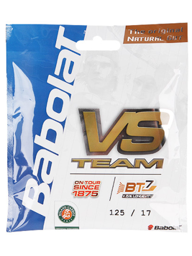 Babolat VS Team Natural Gut 1.25/17 String