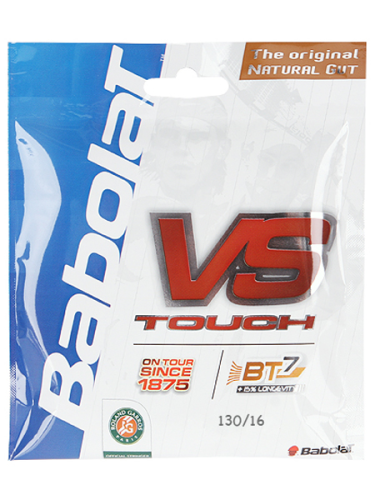 Babolat VS Touch Natural Gut 1.30/16 String