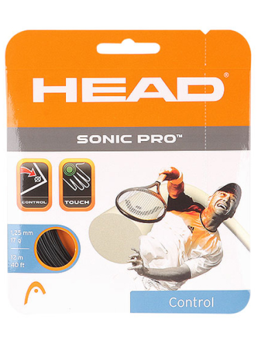 Head Sonic Pro 1.25 / 17 Tennis String