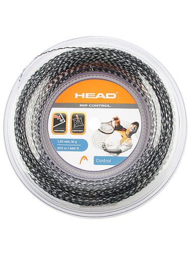 Head RIP Control 1.30 / 16 Tennis String 200M Reel