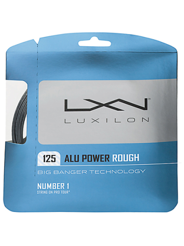 Luxilon Big Banger ALU Power Rough 1.25 Tennis String 12.2m Set