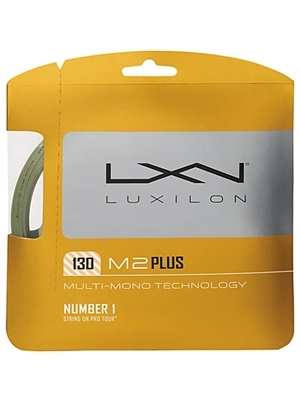 Luxilon M2 Pro 1.25 Tennis String 12.2m Set
