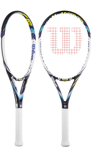 Wilson Juice 100 Tennis Racket
