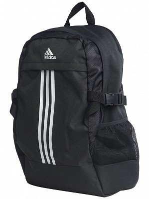 Adidas Power 3 Backpack Bag, Black