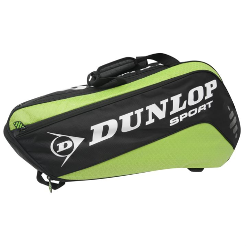 Dunlop Biomimetic Tour 6 Tennis Racket Bag Green