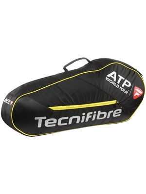 Tecnifibre Tour ATP 3 Pack Tennis Racket Black / Yellow