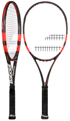 Babolat Pure Strike Tennis Racket 16/19
