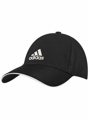 Adidas ATP Pro Player Five Panel Classic Climalite Tennis Cap Hat Black