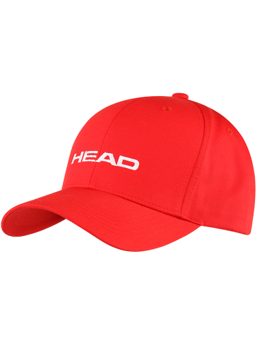 Head Logo Pro Tennis Cap Hat Red
