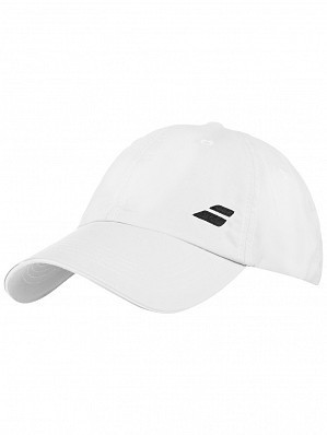 Babolat ATP Master Tour Pro Player Basic Logo Tennis Cap Hat White