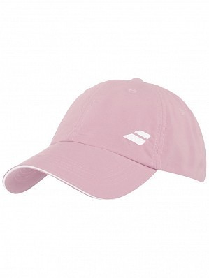 Babolat ATP Master Tour Pro Player Basic Logo Tennis Cap Hat Pink