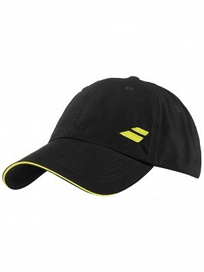Babolat ATP Master Tour Pro Player Basic Logo Tennis Cap Hat Black