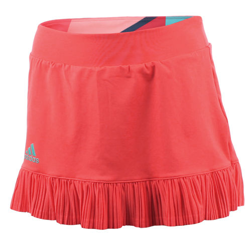 Adidas Anan Ivanovic 2016 Australian Open Women's Adizero Tennis Skirt, Red