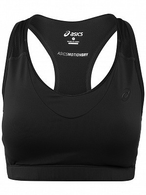 Asics Women's WTA Pro Player Tennis Bra Black