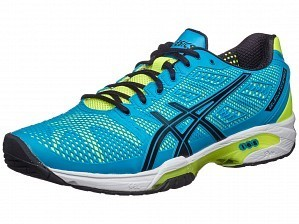 Asics Pro Player 2015 ATP Master Men's Gel-Solution Speed 2 Tennis Shoes Blue / Black