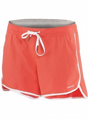 Head WTA Tour Pro Women's Vision Ava Tennis Shorts, Red