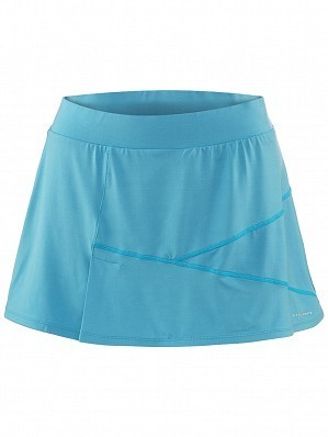 Head WTA Tour Pro Women's Vision Ava Tennis Skirt, Blue