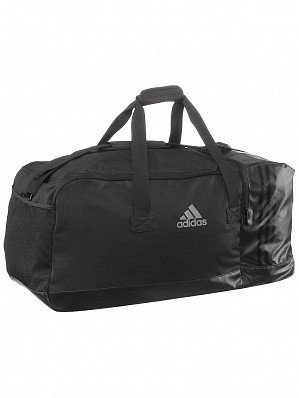 Adidas ATP WTA Pro Player 3 Stripes Performance Large Team Tennis Bag, Black