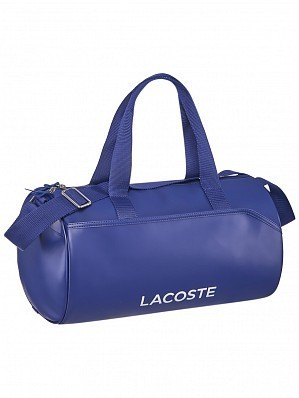 Lacoste Pro Tour Player Roll Bag, Blue