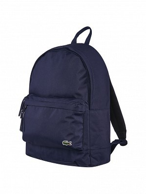 Lacoste Pro Tour Player Backpack Bag, Navy