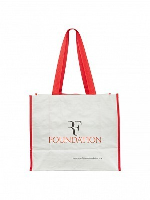 Nike Roger Federer Foundation RF Woven Bag, White / Red