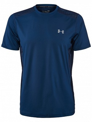 Under Armour Andy Murray 2017 Australian Open Raid Men's Tennis Crew Shirt, Navy