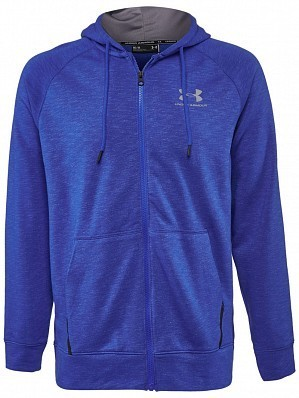 Under Armour Andy Murray ATP Tour Tech Sportstyle Full Zip Men's Tennis Jacket, Blue