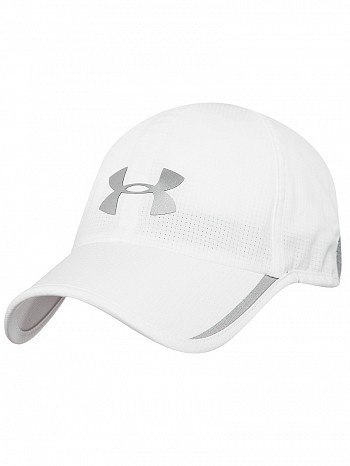 Under Armour Andy Murray ATP Tour Pro Shadow Armour Vent Tennis Hat Cap, White