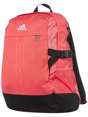 Adidas Power 3 Backpack Bag, Pink