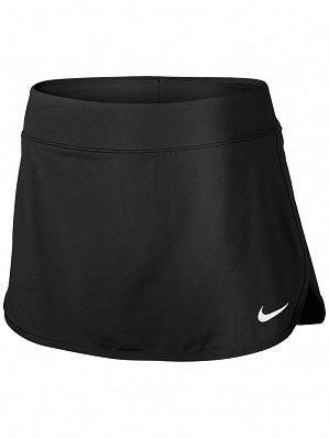 Nike Pro Player WTA Tour Women's Court Pure Tennis Skirt 30cm, Black