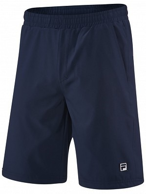 Fila ATP Master Tour Pro Player Men's Core Santana Tennis Shorts, Navy