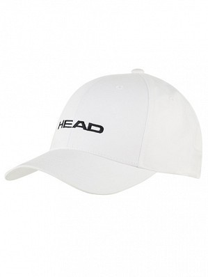 Head Logo Pro Tennis Cap Hat White