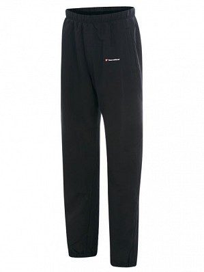 Tecnifibre ATP Master Tour Pro Player Men's Club Light Warm Up Tennis Tracksuit Pant, Black