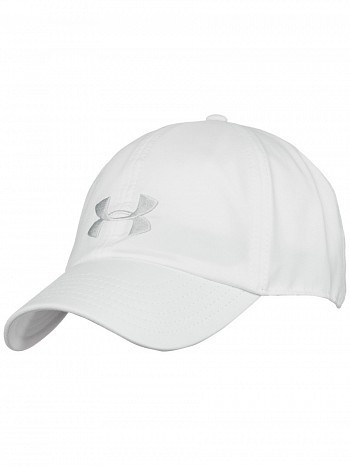 Under Armour WTA Tour Pro Women's Renegade Tennis Hat Cap, White