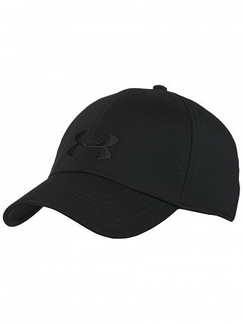 Under Armour WTA Tour Pro Women's Renegade Tennis Hat Cap, Black