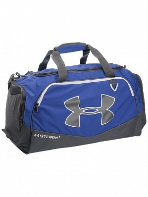Under Armour Andy Murray ATP Tour Undeniable Large Duffle Tennis Bag, Blue