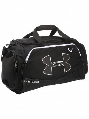 Under Armour Andy Murray ATP Tour Undeniable Large Duffle Tennis Bag, Black