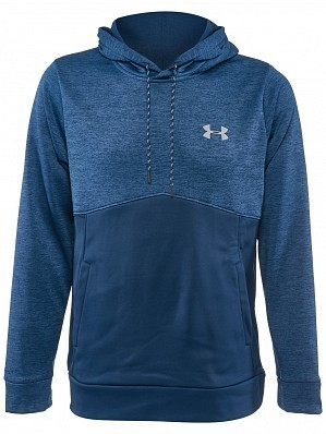 Under Armour Andy Murray ATP Tour Fleece Icon Twist Men's Tennis Hoodie Sweater, Navy