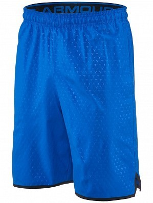 Under Armour Andy Murray ATP Tour Raid Jacquard Men's Tennis Tennis Shorts, Blue