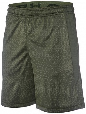 Under Armour Andy Murray ATP Tour Raid Jacquard Men's Tennis Tennis Shorts, Green