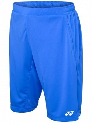 Yonex Stanislas Wawrinka Men's Grand Slam Tennis Shorts, Blue