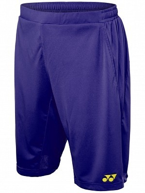 Yonex Stanislas Wawrinka Men's Grand Slam Tennis Shorts, Purple