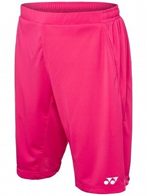 Yonex Stanislas Wawrinka Men's Grand Slam Tennis Shorts, Pink