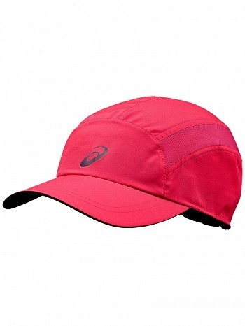 Asics ATP & WTA Master Tour Pro Player Essential Logo Tennis Cap Hat Pink