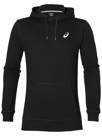 Asics ATP Master Tour Pro Player Men's Warm Up Training Spiral Tennis Hoodie Sweater, Black