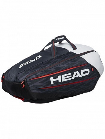 Head Novak Djokovic Monstercombi 9 Pack Tennis Rackets Bag