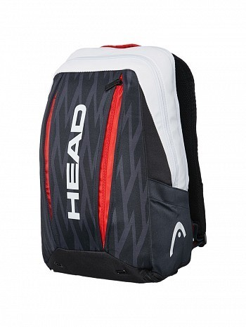 Head Novak Djokovic Tennis Rackets Backpack Bag